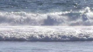 High Surf Advisory in Effect For Bay Area Beaches