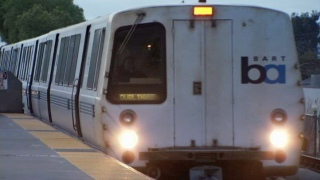 Person Reported Under Train at Ashby BART Station