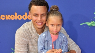 Riley Curry Treated to Elaborate Playhouse