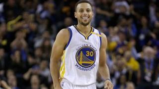 Warriors Star Stephen Curry Visits 7-Year-Old Boy Battling Leukemia
