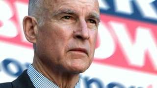Gov. Brown Vows to Hold Strong on Climate Change Policies