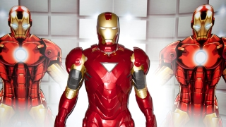 'Iron Man' Admits to Using Sex Toy Disguised as Bomb to Rob Pennsylvania Bank