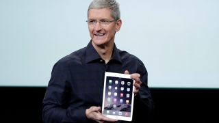 Apple Event: New iPads Announced