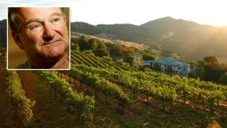 Robin Williams' Former Napa Estate Listed For $25.9 Million