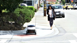 'It's All About Safety': San Francisco Supervisors to Determine Fate of Delivery Robots