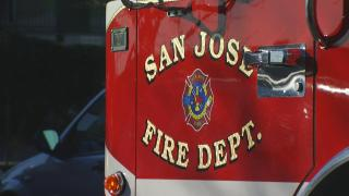 Three Suffer Minor Injuries in 1-Alarm Fire in San Jose