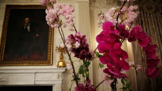 New White House Head Florist Owns Los Gatos Flower Business