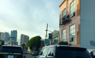 Man Threatening to Jump From Second-Story Window in San Francisco Taken Into Custody