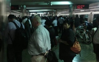 Major BART Delays After Person Hit By Train at Embarcadero Station
