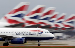 British Airways Announces Flight from Oakland to London