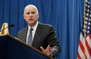 Gov. Brown Requests Federal Aid, Declares Emergency