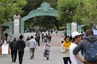 UC Berkeley Suspends Professor for Sexual Harassment
