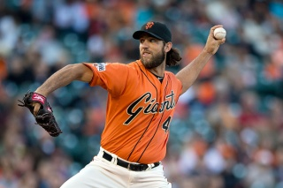 Madison Bumgarner Tops MLB List of Best-Selling Jerseys
