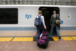Tree Removal Prompts BART Delays in San Francisco