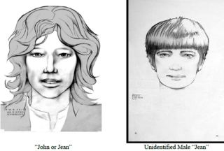 Police Seek 2 Men Linked to Woman Killed Near Manson Site