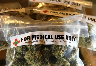 Bills to Regulate Medical Marijuana Head to Gov. Jerry Brown
