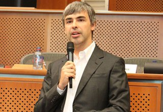 "Larry Page: Google Has ""Outgrown"" Mission Statement"