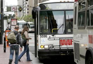 Muni to Raise Some Bus Fares Next Month