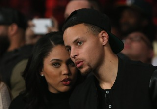 Ayesha Curry Nails Three-Pointer in China