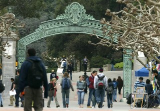 Man in Wheelchair Inappropriately Touches Women at UC Berkeley: Police