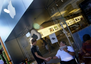 Los Gatos Apple Store Closes for Repairs
