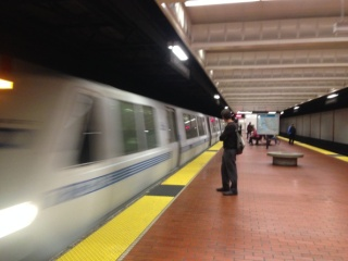BART Advises Staying Home During Transbay Tube Shutdowns