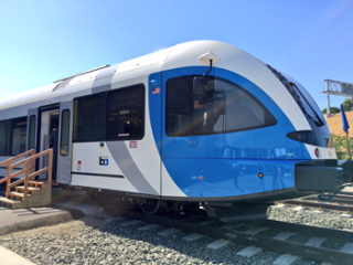 BART Unveils Sleek New Cars for Antioch Extension