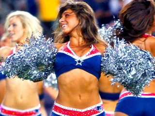 NFL Cheerleaders