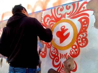 San Francisco Street Artists Sue Roberto Cavalli