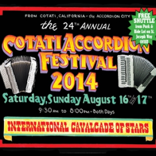 24th Annual Cotati Accordion Festival