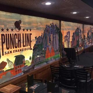 SF's Punch Line Comedy Club Looks For New Home As it Announces Closure