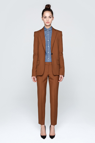 Pre-Fall's Sleek New Suits