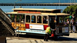 San Francisco's Cable Cars Back in Service After Poor Air Quality Prompted Hiatus