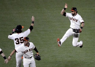 Giants Win, Force Deciding Game 7