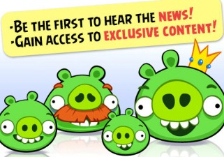 Angry Birds Flies to Facebook