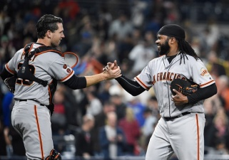 Posey, Cueto, Bumgarner Headed to All-Star Game