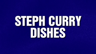 'Steph Curry Dishes': Jeopardy! Devotes Category to Warriors Star