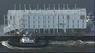 Fire Safety Sunk Plans For Google Barge