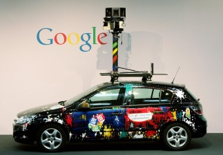 Apple Challenging Google's Street View