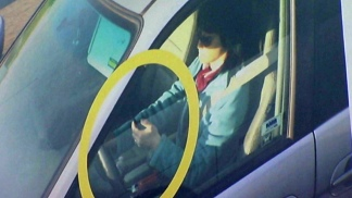 Texting-and-Driving Vigilante Exposes Distracted Bay Area Drivers