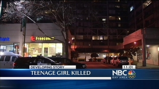 "Oakland Police Say 14-Year-Old Brother ""Armed and Dangerous"" After Sister Killed"