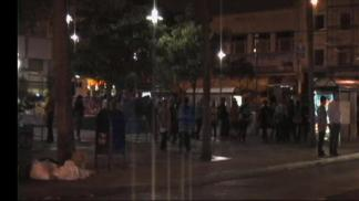 Raw Video: Midnight Protest in Mission District