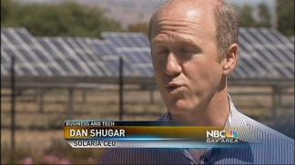 Silicon Valley: Solar Panel Company Goes Dark
