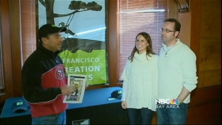 Two Lucky Niners Fans Win Tickets For Big Game