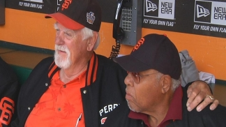 Giants 1962 Team Reunion