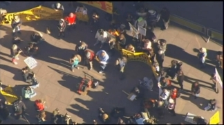 RAW VIDEO: Occupy SF