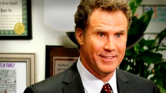 Will Ferrell On The Office