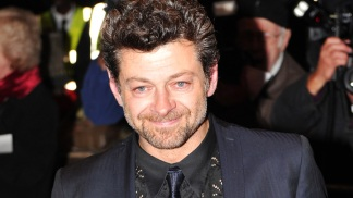 "Andy Serkis: ""It's Fantastic"" Working On ""The Hobbit"""