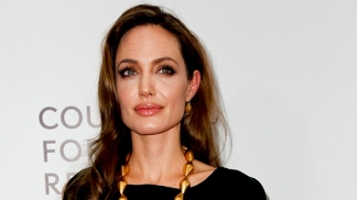 Angelina Jolie on Directing, Family & Being a Closet Geek