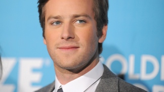 "Armie Hammer on the Elaborate ""Mirror Mirror"" Sets"